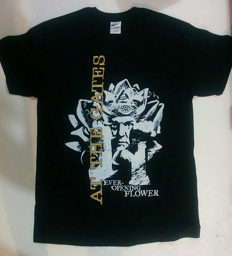 At The Gates - Ever-opening Flower T-Shirt