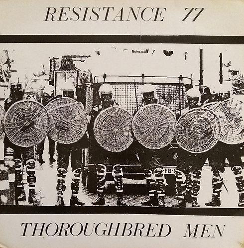 Resistance 77 - Thoroughbred Men LP