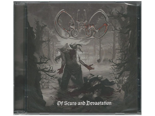 Quietus - Of Scars and Devastation CD