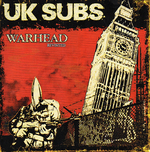 U.K. Subs - Warhead (Revisited) LP