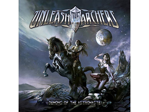 Unleash the Archers - Demons of the Astrowaste CD