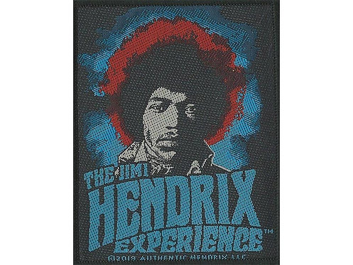 Jimi Hendrix - The Jimi Hendrix Experience Woven Patch