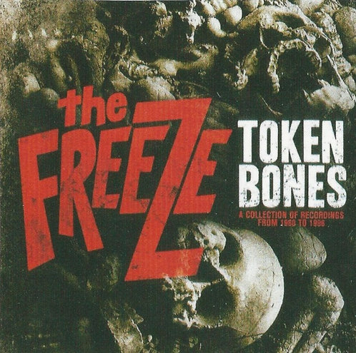 The Freeze - Token Bones Sticker