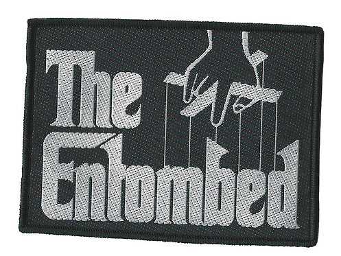 Entombed - The Godfather Logo Woven Patch