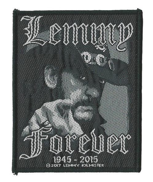 Lemmy - Forever Woven Patch