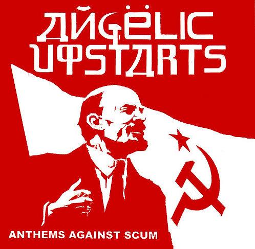 Angelic Upstarts - Anthems Against Scum LP