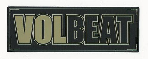 Volbeat - Logo Sticker
