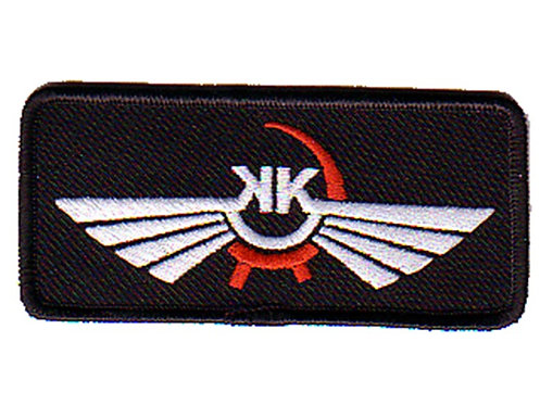 Komor Kommando - Logo Embroidered Patch