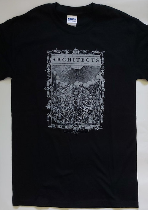 Architects - Compass Black T-Shirt