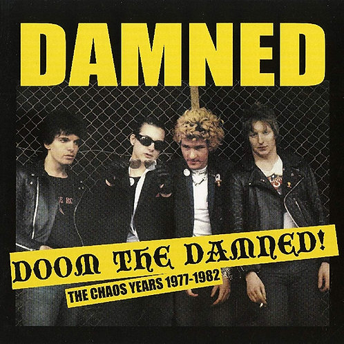 The Damned - Doom the Damned! Chaos Years LP