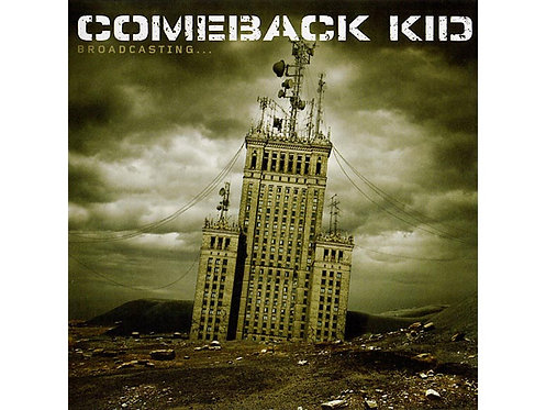Comeback Kid - Broadcasting CD