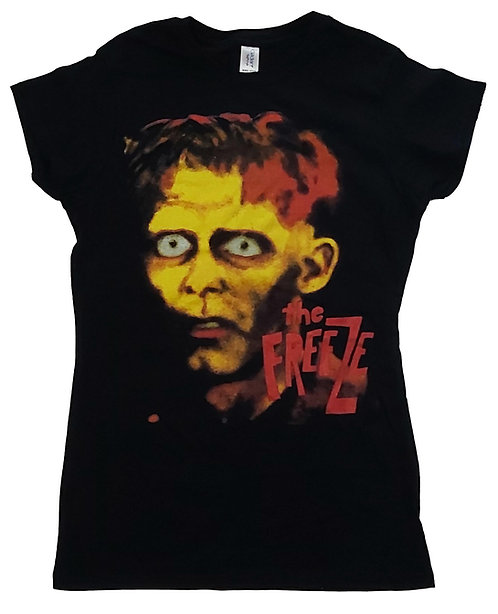 The Freeze - Rabid Reaction Ladies Tee