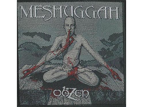 Meshuggah - Obzen Woven Patch