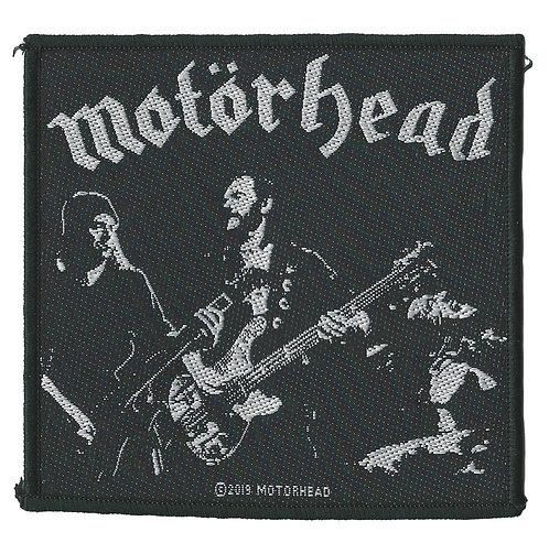 Motorhead - Band Woven Patch