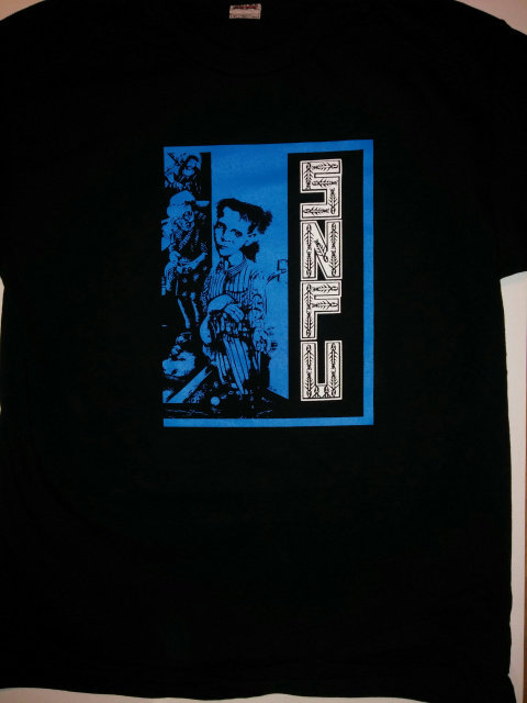 S.N.F.U - Blue Boy T-Shirt