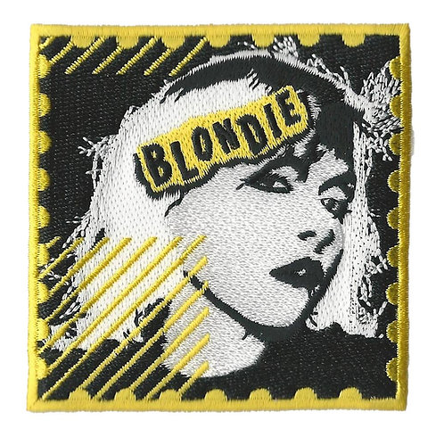 Blondie - Embroidered Patch