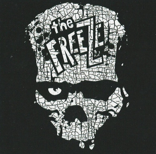 The Freeze - Map Skull Sticker