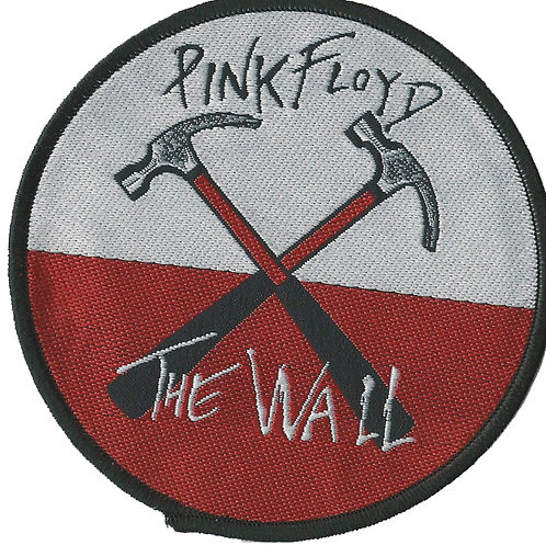 Pink Floyd - The Wall Hammers Woven Patch