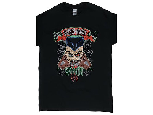 Nekromantix - Rot in Hell T-Shirt