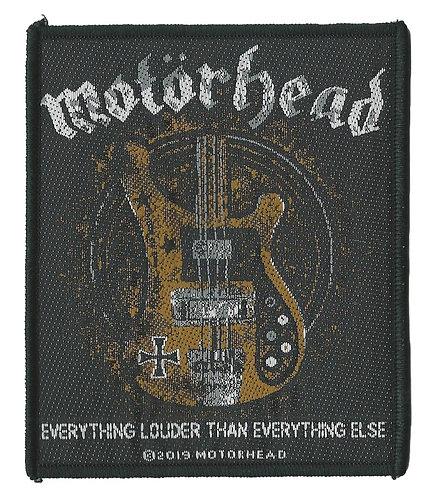 Motorhead - Lemmy's Bass Woven Patch
