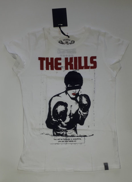 The Kills - Boxer Ladies Tee