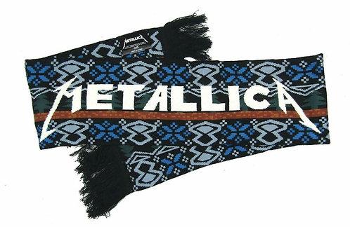 Metallica - Winter Scarf