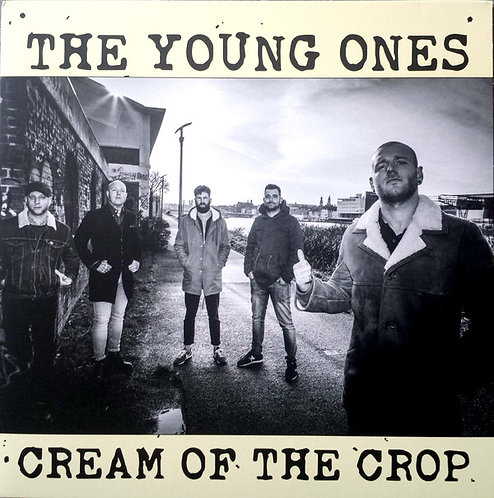 The Young Ones - Cream of the Crop LP + Patch