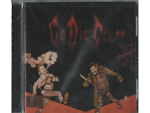 Go Die Scum - Selftitled CD