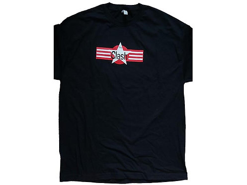 The Clash - Airforce Star T-Shirt