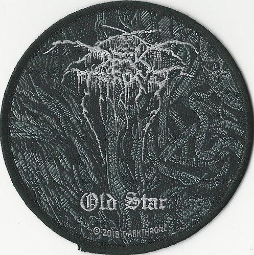 Darkthrone - Old Star Woven Patch