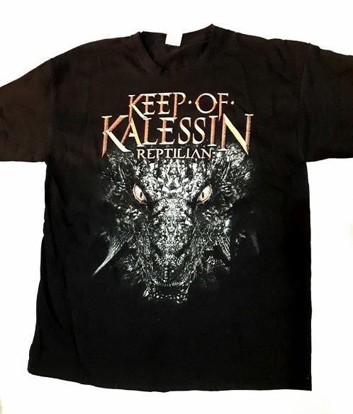 Keep of Kalessin - Reptilian T-Shirt