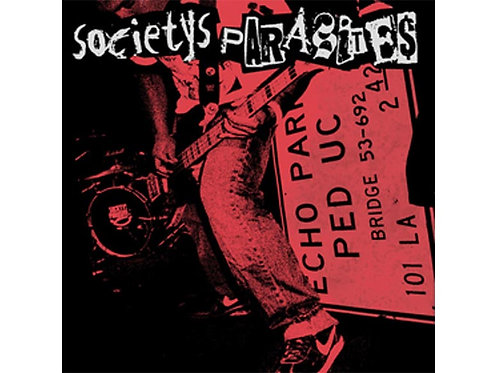 Societys Parasites - Selftitled CD