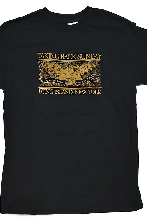 Taking Back Sunday - We All Go Down T-Shirt