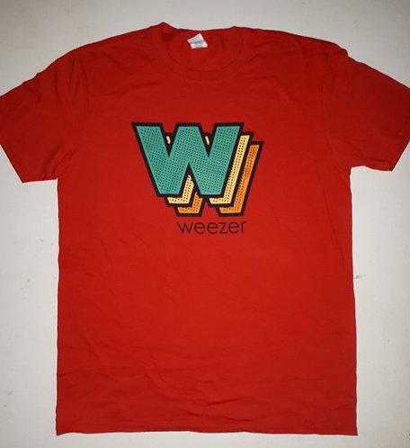Weezer - 2017 Canada Tour T-Shirts