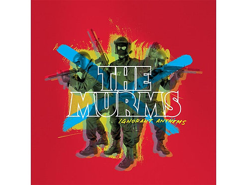 The Murms - Ignorant Anthems CD