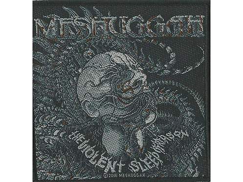 Meshuggah - The Violent Sleep of Reason Woven Patch