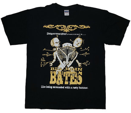 Big John Bates - Serenaded T-Shirt