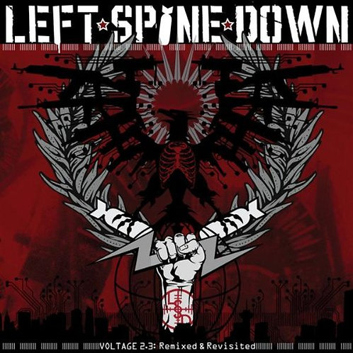 Left Spine Down - Volatge 2.3 Remixed & Revisited CD