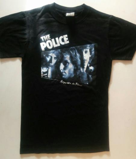 The Police - Regatta de Blanc T-Shirt