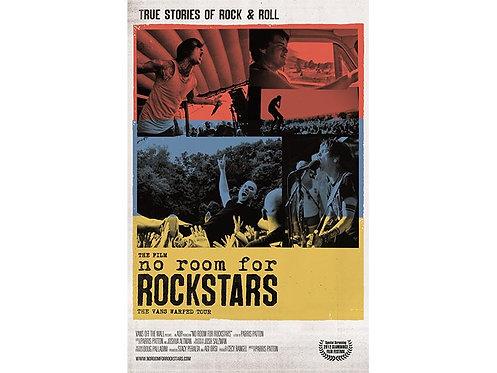 Vans Warped Tour - No Room for Rockstars DVD