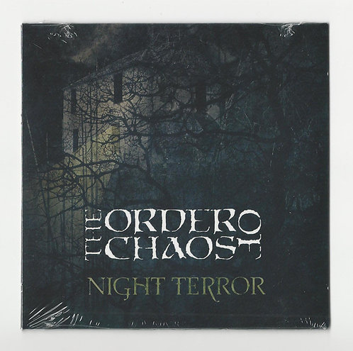 The Order of Chaos - Night Terror CD