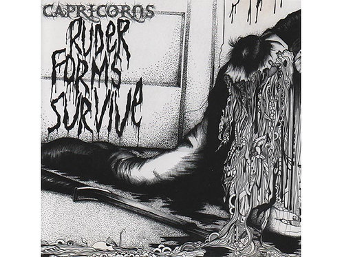 Capricorns - Ruder Forms Survive CD