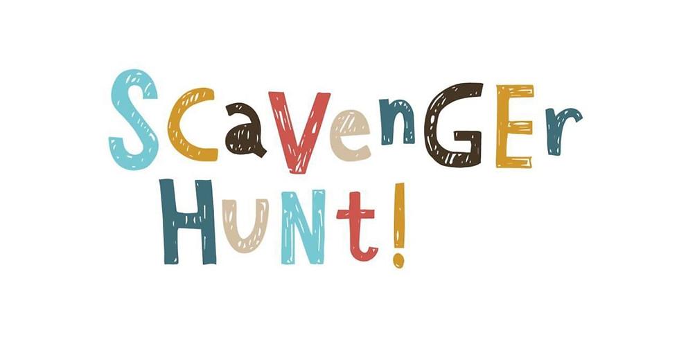 Kids - Scavenger Hunt