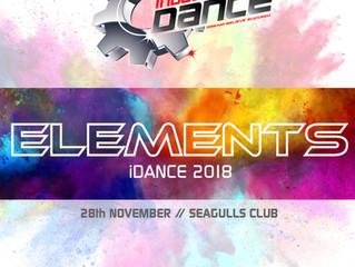 iDANCE 2018 - ELEMENTS
