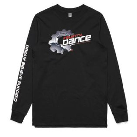 ADULT'S INDUSTRY DANCE LONG SLEEVE T SHIRT