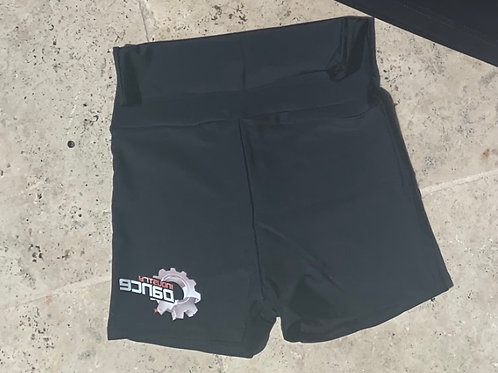 ID HIGH WAISTED SHORTS - ADULT