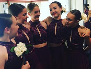 2018 Dance Concert Season