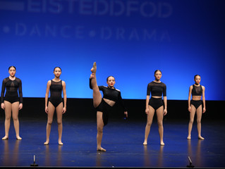 Why perform in dance competitions?