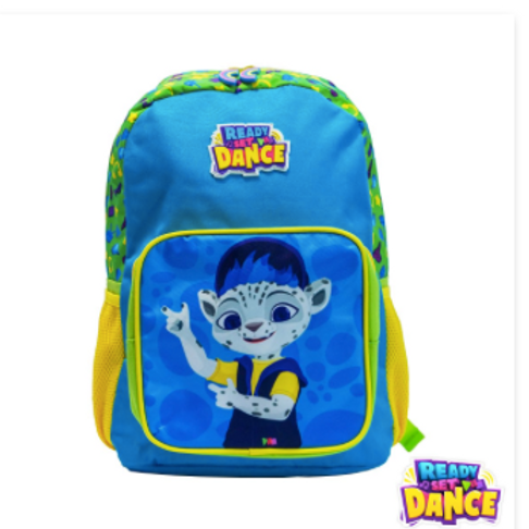Twirl or Freeze Sequin Back Pack