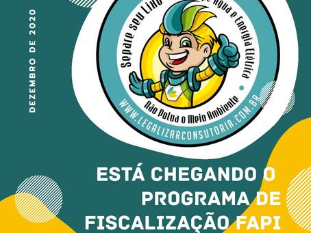 Vem aí um dos maiores programas de fiscalização PREVENTIVA e EDUCATIVA do Estado de Minas Gerais